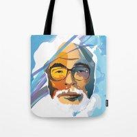 Miyazaki Tote Bag