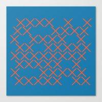 XX v.1 Canvas Print