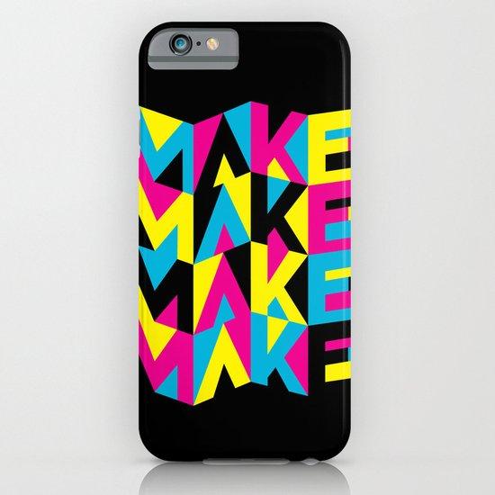 MYCK iPhone & iPod Case
