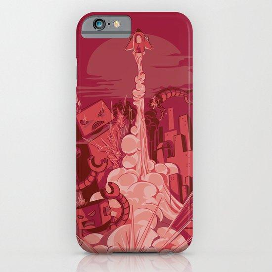 Smash! Zap!! Zoom!!! iPhone & iPod Case