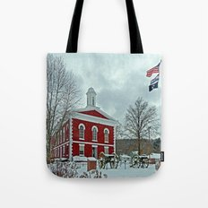 Iron County Courthouse Tote Bag