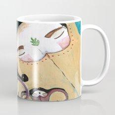 Sleeping Bhoomies Mug