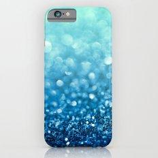 Tell Me True...Ocean Blue iPhone 6 Slim Case