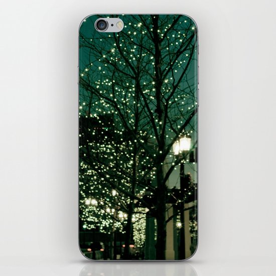 Twinkle Lights iPhone & iPod Skin