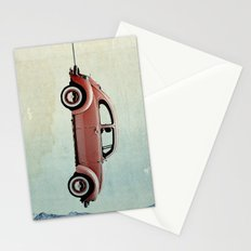 Water Landing 02 Stationery Cards