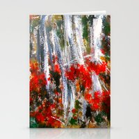 Vermont Fall Autumn Tree… Stationery Cards