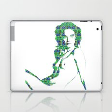 Nude: Natalia Vodianova Fashion Laptop & iPad Skin