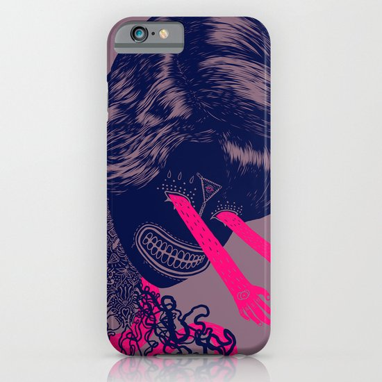 look into my beautiful eyes iPhone & iPod Case