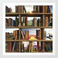 StoryWorld Art Print