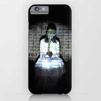 iPhone & iPod Case featuring I let my brother go to the devil in his own way by Laura May Taylor