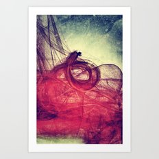 Of Your Own Doing Art Print
