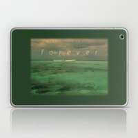 When I fall in love.... Laptop & iPad Skin