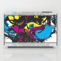 Sk8 Deck Wall Art iPad Case