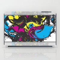 Sk8 deck Wall Art iPad Case