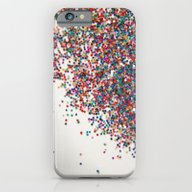 iPhone & iPod Case featuring Fun II (NOT REAL GLITTER… by Galaxy Eyes