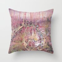 Whirlwind Throw Pillow