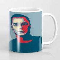 Dr. Sheldon Lee Cooper for president! Mug