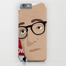 Woody Allen Cartoon iPhone 6 Slim Case