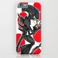 URBNPOP Aliens Attack iPhone 6 Slim Case