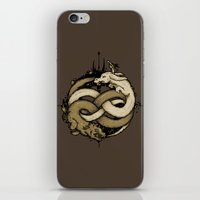 NEVERENDING FIGHT iPhone & iPod Skin