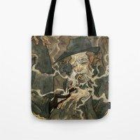 Waits Tote Bag