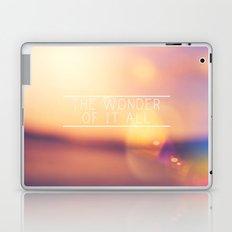 The Wonder Of It All  Laptop & iPad Skin