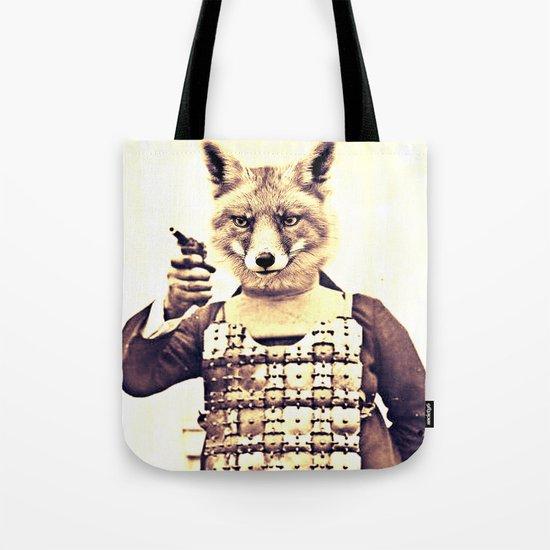 FOXRIOT Tote Bag