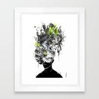 Taegesschu Framed Art Print