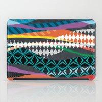 Wave Blaze iPad Case