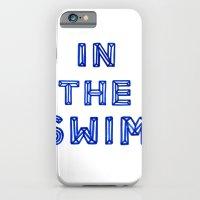 In The Swim iPhone 6 Slim Case