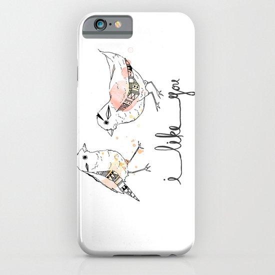 i like you iPhone & iPod Case
