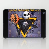 Alice Cooper : Welcome to my nightmare iPad Case