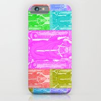 iPhone & iPod Case featuring Hierophantsy by tessellate