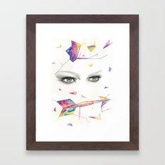 Zodiac - Sagittarius Framed Art Print