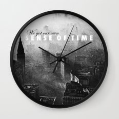 Hannah Hunt - Vampire We… Wall Clock
