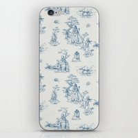 Toile de StarWars iPhone & iPod Skin