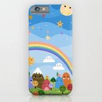 Cute World iPhone 6 Slim Case