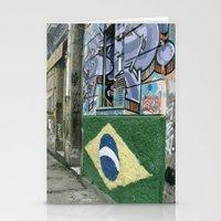 Rio - Favela Stationery Cards