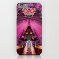 Crystal Blooms iPhone 6 Slim Case
