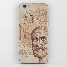 Aristotle iPhone & iPod Skin