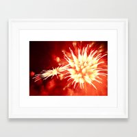 Efflorescence 3 Framed Art Print