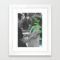 Holy Mother of Nature Framed Art Print