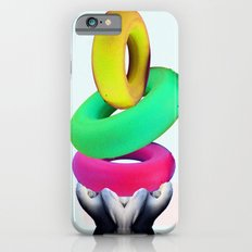 Dolphin Rings iPhone 6s Slim Case