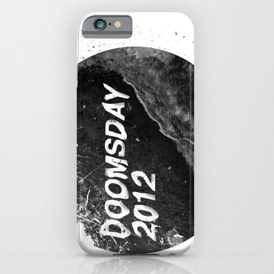 Doomsday 2012 iPhone & iPod Case