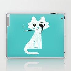 Mark - Aristo-Cat Laptop & iPad Skin
