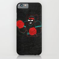 iPhone & iPod Case featuring Boxing Gloves by subpatch