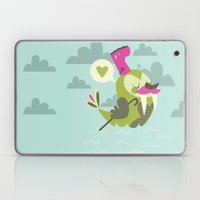 I'm the walrus Laptop & iPad Skin