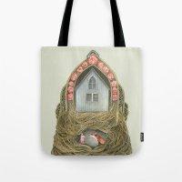 Sweet Home II // Polanshek Tote Bag