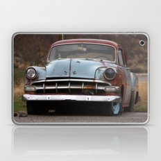 Rusty Car Laptop & iPad Skin