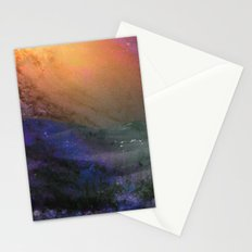 Ambient Galaxy Stationery Cards